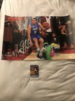 Aaron Gordon Orlando Magic Signed Autographed 16 X 24 Photo Coa Jsa Picture