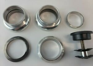 KING SEALED BEARING HEAD SET THREAD LESS 36.96MM MADE IN U.S.A