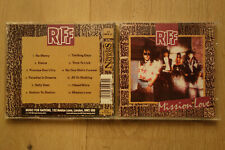 Riff - Mission Love - CD