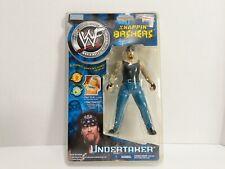 Brand New 2002 Jakk's Pacific WWF Snappin' Bashers Undertaker Action Figure WWE
