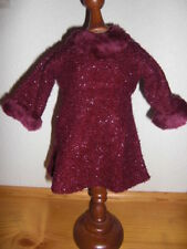 American Girl ~ Garnet Holiday Dress ~ Retired