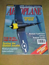 AEROPLANE MONTHLY May 1998 Vol 26 No 5 Issue 301