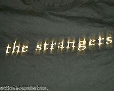 THE STRANGERS PROMO HORROR MOVIE T-Shirt - Size X-LARGE - PROMOTIONAL ITEM