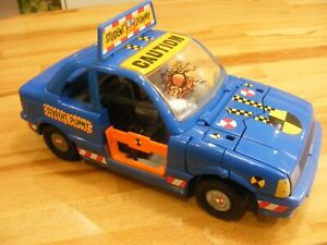 Tyco Incredible Crash Test Dummies Action Figure Student Driver Car