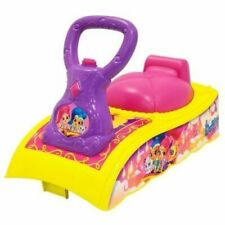 Nickelodeon Shimmer And Shine Magic Carpet Ride-On Lights & Sounds Age 1-3 years
