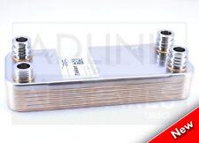 VAILLANT TURBOMAX PRO 24 E & VUW 242-3 DHW Scambiatore di calore (LUNGHEZZA 207MM) 065088