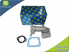 New Kubota Water Flange with Gaskets  M4700 M4700DT