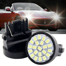 3157-T25 22SMD LED Turn Lights Stop Tail Light Brake Corner Car Lamp Auto White