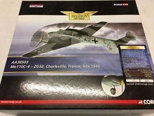 Messerschmitt Diecast Military Airplanes