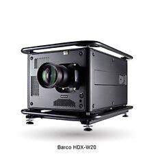 BRAND NEW BARCO HDX-W20 FLEX 20,000-Lumen WUXGA DLP Projector Body Only