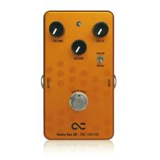 One Control Honey Bee OD Overdrive Electric Guitar Effect Pedal BJFe Series