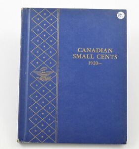 1920-1960 - Canada Small Cents - Collection Set Lot Album *537
