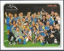 PANINI 1955-2005 CHAMPIONS OF EUROPE- #021-JUVENTUS 1 AJAX 1 (4-2 PENS)-1995-96