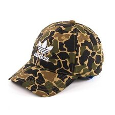adidas Camo Baseball Cap Men's Snapback Cap Hat Camouflage 93920