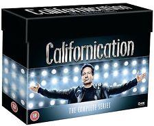 Californication TV Series Complete Season 1-7 1 2 3 4 5 6 7  New DVD Box Set