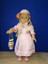 American Girl Doll Historical Caroline Abott Archived With Accessories New Other