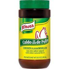 Knorr Chicken Granulated Bouillon 35.3 oz Caldo Con Sabor De Pollo