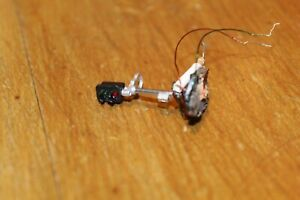 N GAUGE LIGHT SIGNAL WITH WIRING