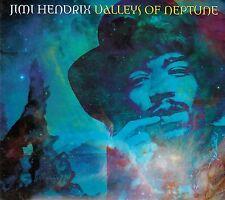 Jimi Hendrix: Valleys of Neptune/CD-Top-stato