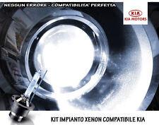 """KIT IMPIANTO XENON H7 BIANCO GHIACCIO SPECIFICO """"KIA SPORTAGE"""" (DA 2010 AL 2015)"""