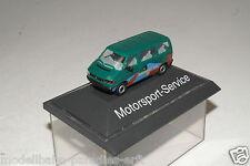 "Herpa 1:87 H0  VW Bus T2 ""Formel 1"" Motorsport-Service SEHR SELTEN !! VP (E5987)"