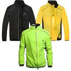 FAST Windproof Mens Winter Long Sleeve Cycling Jacket Jersey Bike Wind Rain Coat