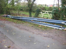 1 USED EX STREET LAMP POLE / IDEAL CAMERA SECURITY POLE APPROX 32FT HIGH CHOICE