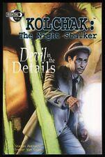 Kolchak The Night Stalker Devil in the Details Trade Paperback TPB Cult Horror