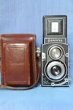 FLEXARET Va ,Meopta,TWIN lens camera,CLA,Czechoslovakia with METAX