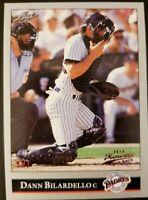 DANN BILARDELLO 2014 Leaf Memories Buy Back Ruby Red SP #1/1 of 1 1992 Padres