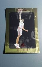 BRENT BARRY 1997-1998 UPPER DECK SP AUTHENTIC CARD # 61 A7918