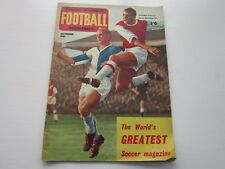 CHARLES BUCHAN'S FOOTBALL MONTHLY - OCT 1961 - NO. 122 (EPH)
