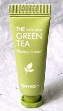 Tony Moly The Chok Chok Green Tea Watery Cream .35oz/10ml sample size