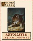 MTG Arena code card : FNM Midweek Magic Dog Sleeves SEP 28 21 - INSTANT