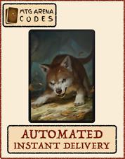 MTG Arena code card : FNM Midweek Magic Dog Sleeves JUL 27 - INSTANT EMAIL -