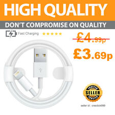 iPhone charging cable for iPhon11 pro, X, XR, XS,8,7,6S,5,5S Genuine Quality
