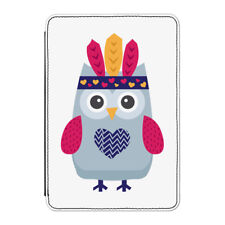 Festival Owl Head Dress Case Cover for Kindle Paperwhite - Bird Cute