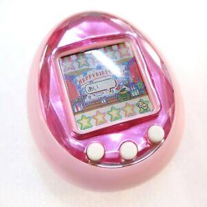 Tamagotchi iD Pink ver Bandai Virtual Pet Giga Pets