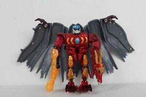 Transformers Beast Machines Megatron complete Hasbro BM Mega Class Dragon 2000