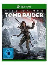 Rise of the Tomb Raider - [Xbox One] von Microsoft | Game | Zustand sehr gut