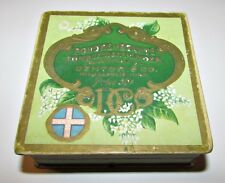 Vintage DENTORIS CO. Talcum Powder poudre de beautè Cipria