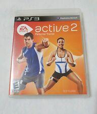 EA Active 2 (Sony PlayStation 3) PS3 - Free Shipping!