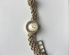 Beautiful Ladies Gold Antique Jaeger LeCoultre Evening Watch