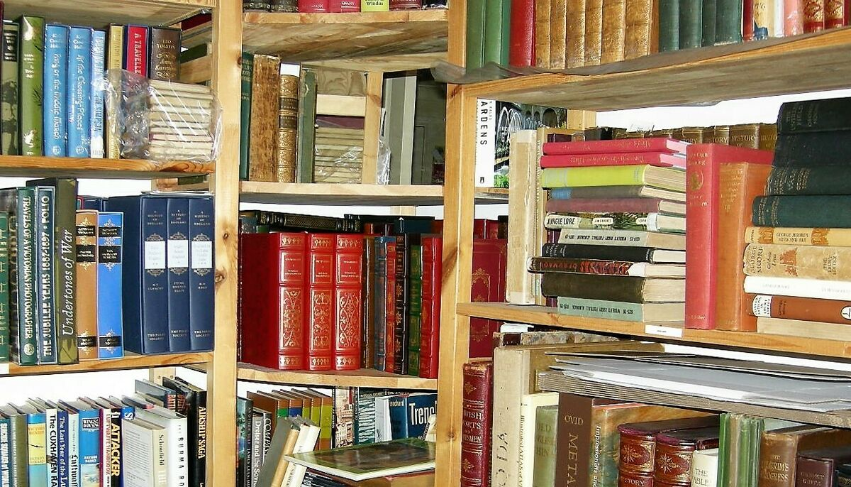 Sidmouth Books