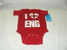Toddler Gen2 12 month one piece I Love England