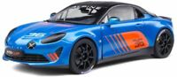 SOLIDO 1801603 1801604 or 1801605 ALPINE A110 road & race cars blue 2018/19 1:18