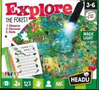 Headu - Explore The Forest - gioco didattico ed Educativo codice:20287