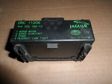 Module boitier relais DBC 11206 JAGUAR et DAIMLER XJ40 de 1993 et 1994