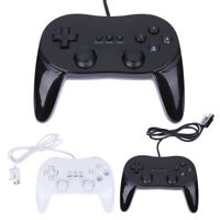 New Pro Classic Game Controller Pad Console Joypad For Nintendo Wii Remote New