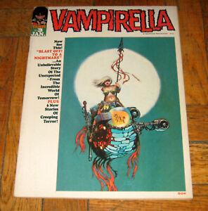 VAMPIRELLA # 3  JAN. 1969  WARREN